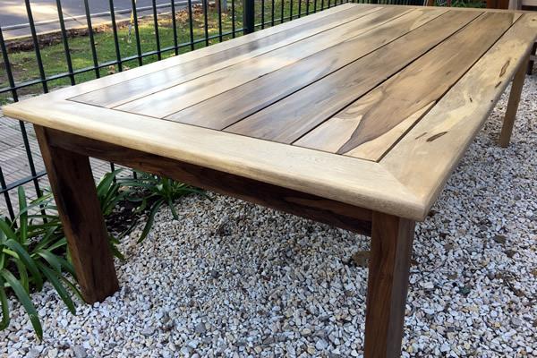 Mesas de jard n y exterior del f brica de muebles de madera jard n exterior e - Mesas de exterior de madera ...