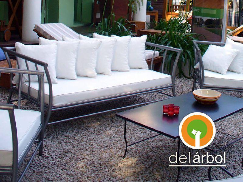 Sillones exterior para jardin los muebles de jardn for Sillones jardin baratos