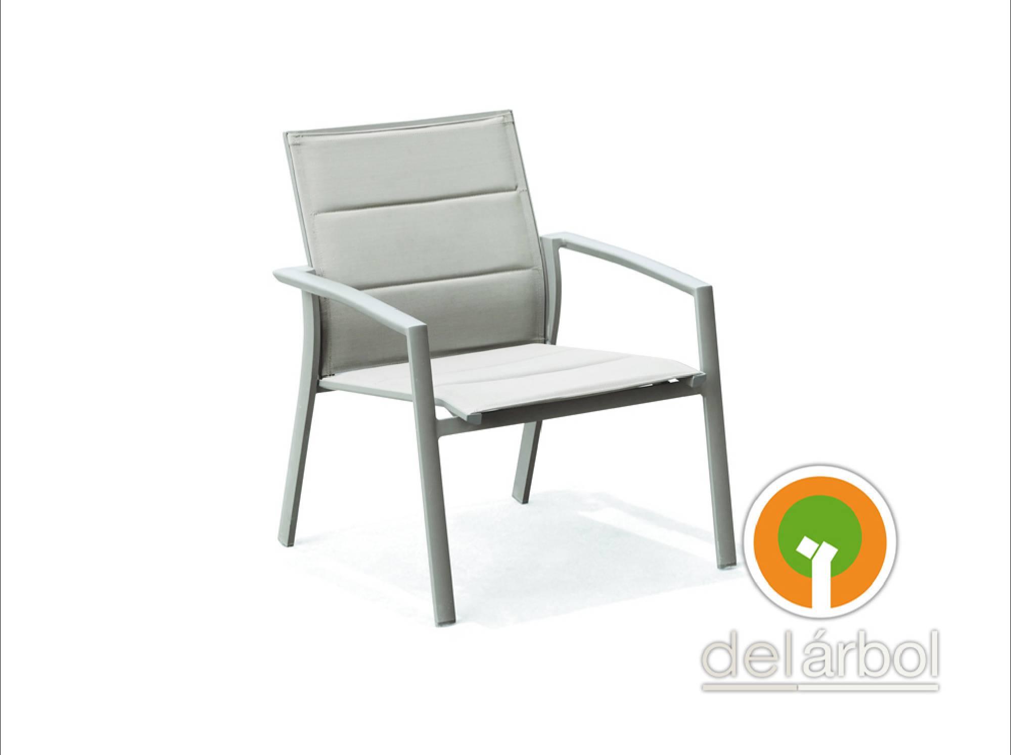 Sill n ocean de aluminio acero para jard n y exterior for Fabrica de muebles de jardin en aluminio