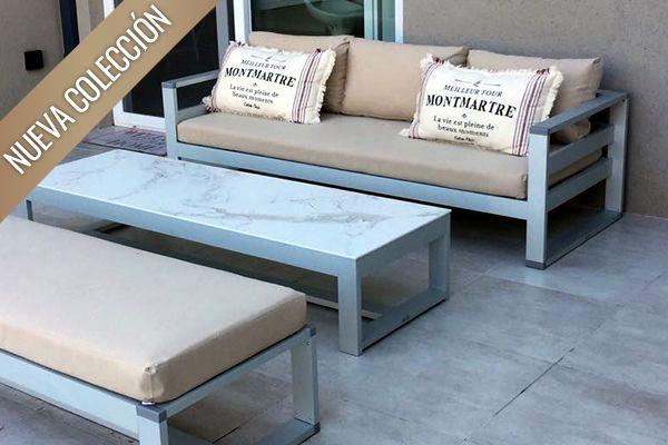 39b4fdcae Sillones de Aluminio & Acero para Jardín y Exterior | del-arbol.com ...